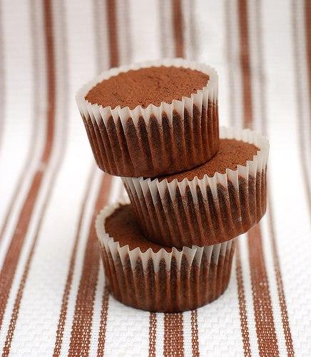 Шоколадный кекс.