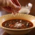 Томатный суп с сыром «Пицца-суп»