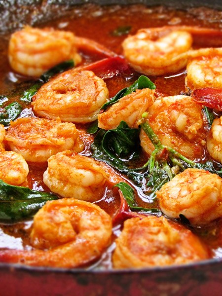 креветки в соусе рецепты с фото