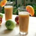 Яблочно-нектариновое смузи