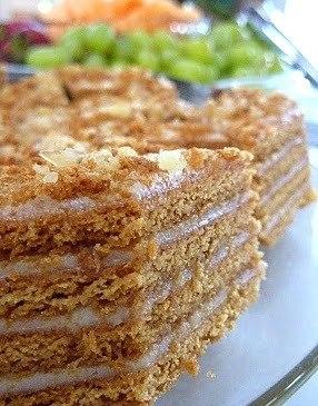Самый лучший рецепт торта Сметанник.