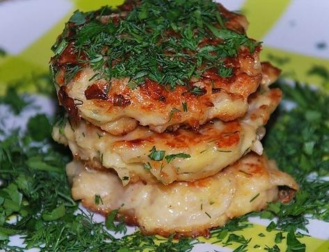 кухня европейская | Котлеты из капусты с сыром