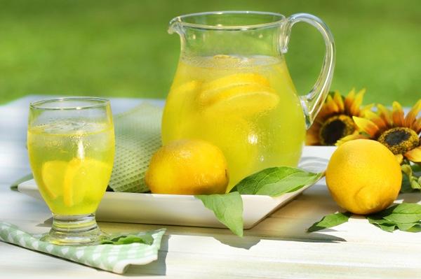 приготовить обед | Домашний лимонад с мятой