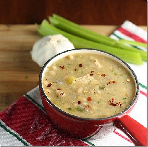 кухня русская | Куриный чили суп