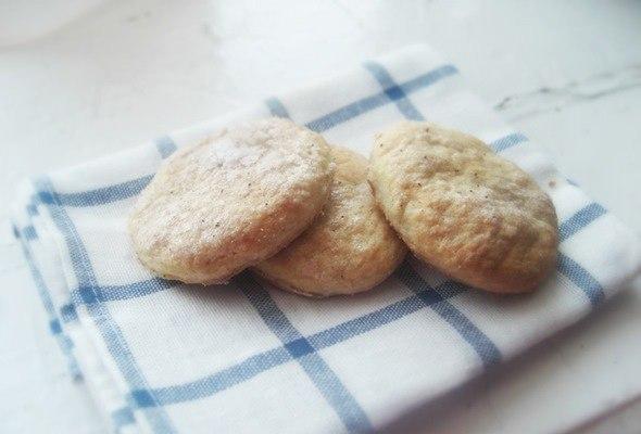 Печенье сметанное просто и быстро!