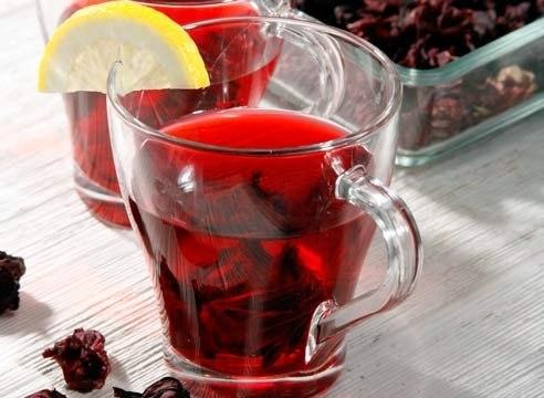 кулинария темы | Чай каркаде