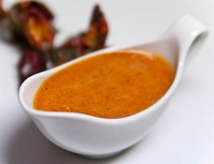 вкусняшки рецепты   Медово-горчичный соус.