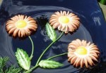 Вкусные цветы для любимых