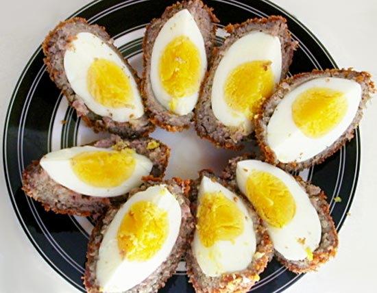 вкусняшки рецепты   Котлеты «Яйца по-шотландски»