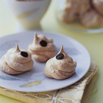 кухня русская | Меренги из коричневого сахара