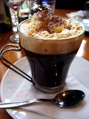 вкусняшки картинки | Кофе по-венски