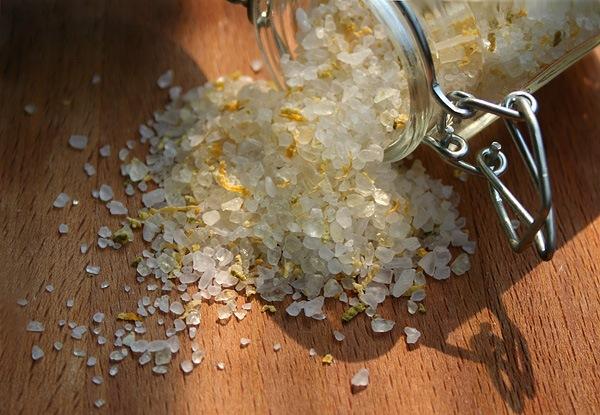 кулинария готовим | Лимонно-лаймовая соль