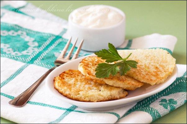 приготовить ужин | Оладьи из капусты