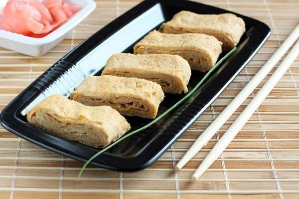 приготовить ужин | Японский омлет