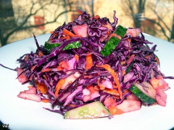 приготовить обед   Витаминный салатик