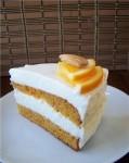 Апельсиново-морковный торт