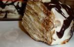 Блинный торт