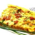 Испанский картофельно-оливковый омлет