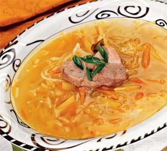 кулинария дома | Щи из кислой капусты со свининой