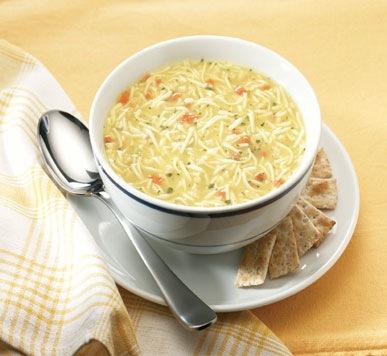 кулинария темы | Греческий суп авголемоно