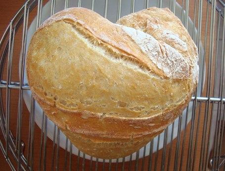 приготовить обед | Домашний хлеб в духовке