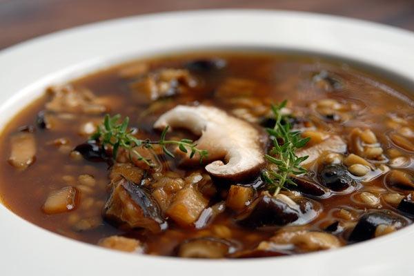 кухня европейская | Грибной суп