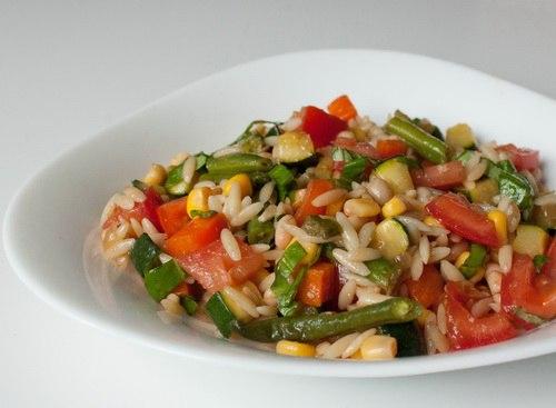 вкусняшки рецепты | Салат а-ля Минестроне