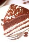 Капучино – торт со сливочным кремом
