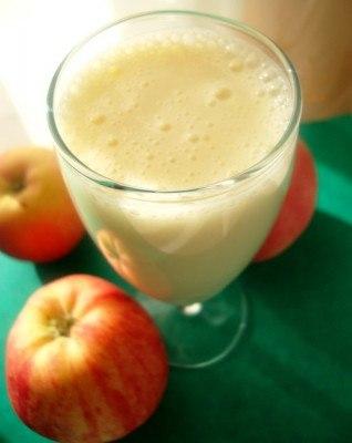 приготовить ужин | Яблочный коктейль