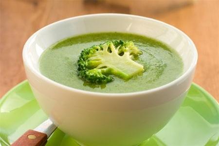 вкусняшки рецепты | Крем суп из брокколи