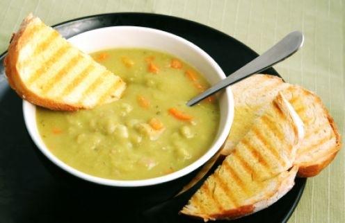 вкусняшки рецепты   гороховый суп