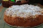 Медово-яблочный пирог