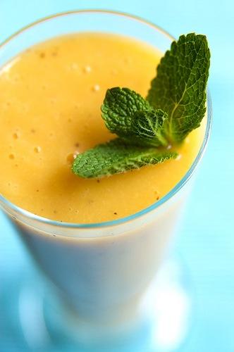 кулинария темы | Смузи яблочно-морковный с петрушкой