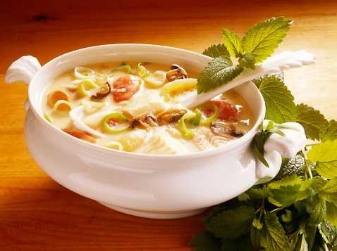 приготовить завтрак | Щи из свежей капусты