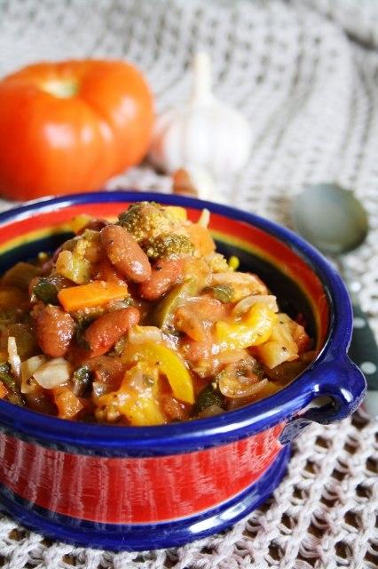 кухня русская | Овощное рагу