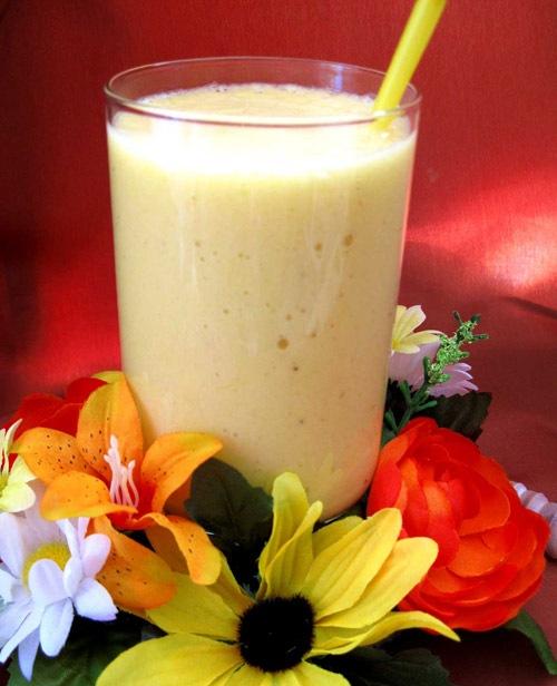 вкусняшки рецепты | Смузи: Банан + морковь