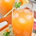 Витаминный имбирно-морковный коктейль «Ямайка»