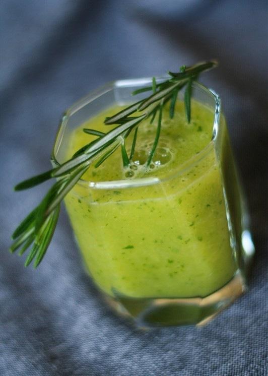 кулинария темы | Огуречный лимонад