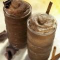 Шоколадно-кофейный смузи