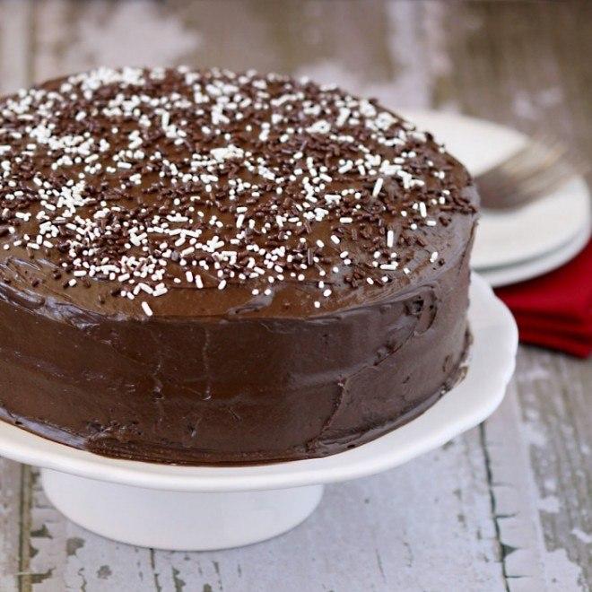Шоколадный торт «le chocolat»