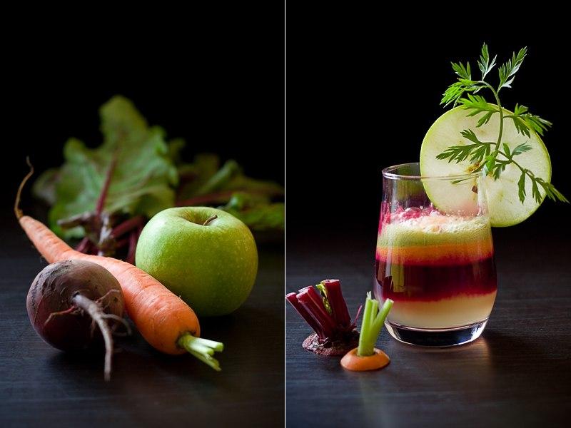 приготовить ужин | Фруктово-овощной сок