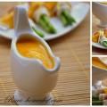 Пикантный соус из мандаринов