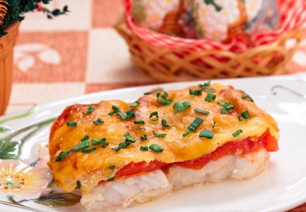 кулинария дома   Рыба «Мечта»