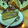 Торт с тройным творожным кремом