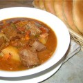 Гуляш (Суп) по венгерски