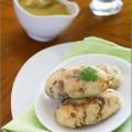 Рисовые котлеты с грибами