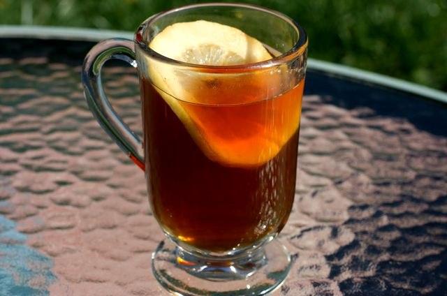 вкусняшки рецепты   Чай-Пунш по-кубински