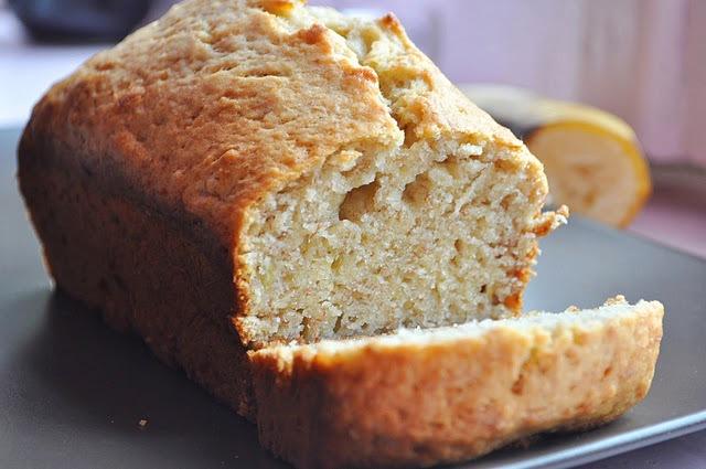 Банановый хлеб-кекс