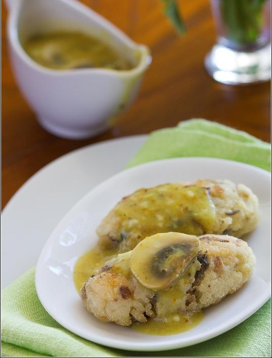 кулинария готовим | Грибной соус