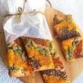Постные хлебцы со сспециями